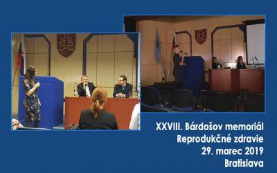 Konferenz in Bratislava