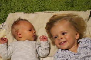 Kinder nach IVF