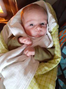 Kinder geboren nach der IVF Behandlung