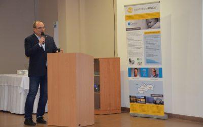 Seminar in Košice